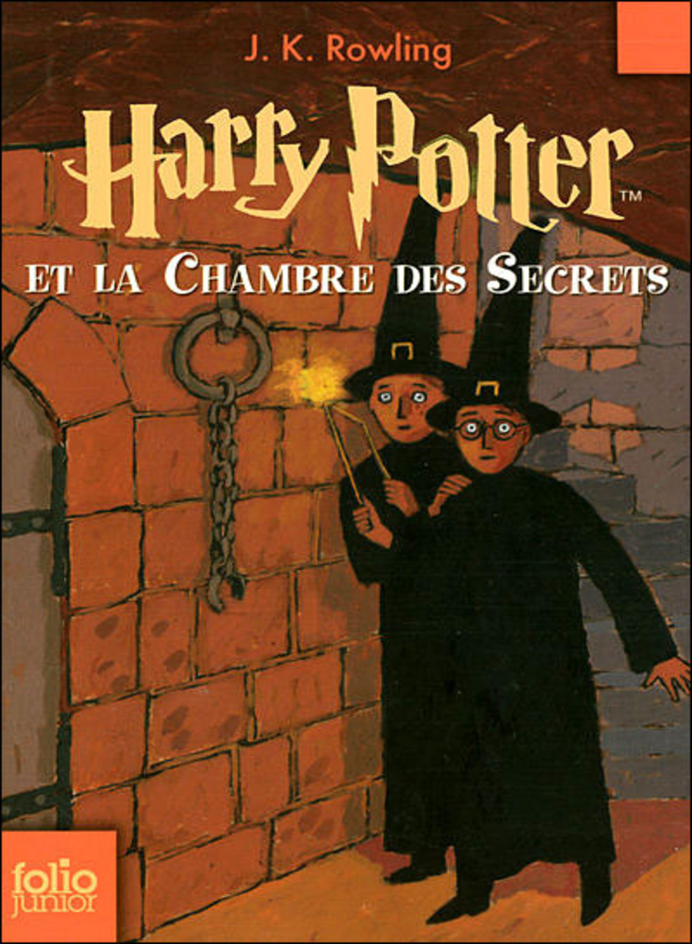 Harry potter and the chamber of secrets harry potter et la for Regarder harry potter et la chambre des secrets