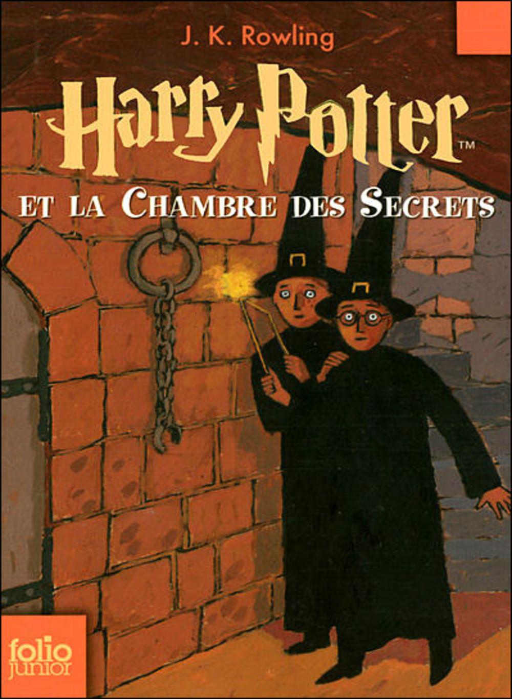 Harry Potter and the Chamber of Secrets Harry Potter et la