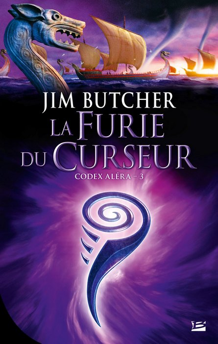 Codex Alera: Cursor's Fury Bk. 3 by Jim Butcher (CD, Unabridged) NEW~Audio Book~