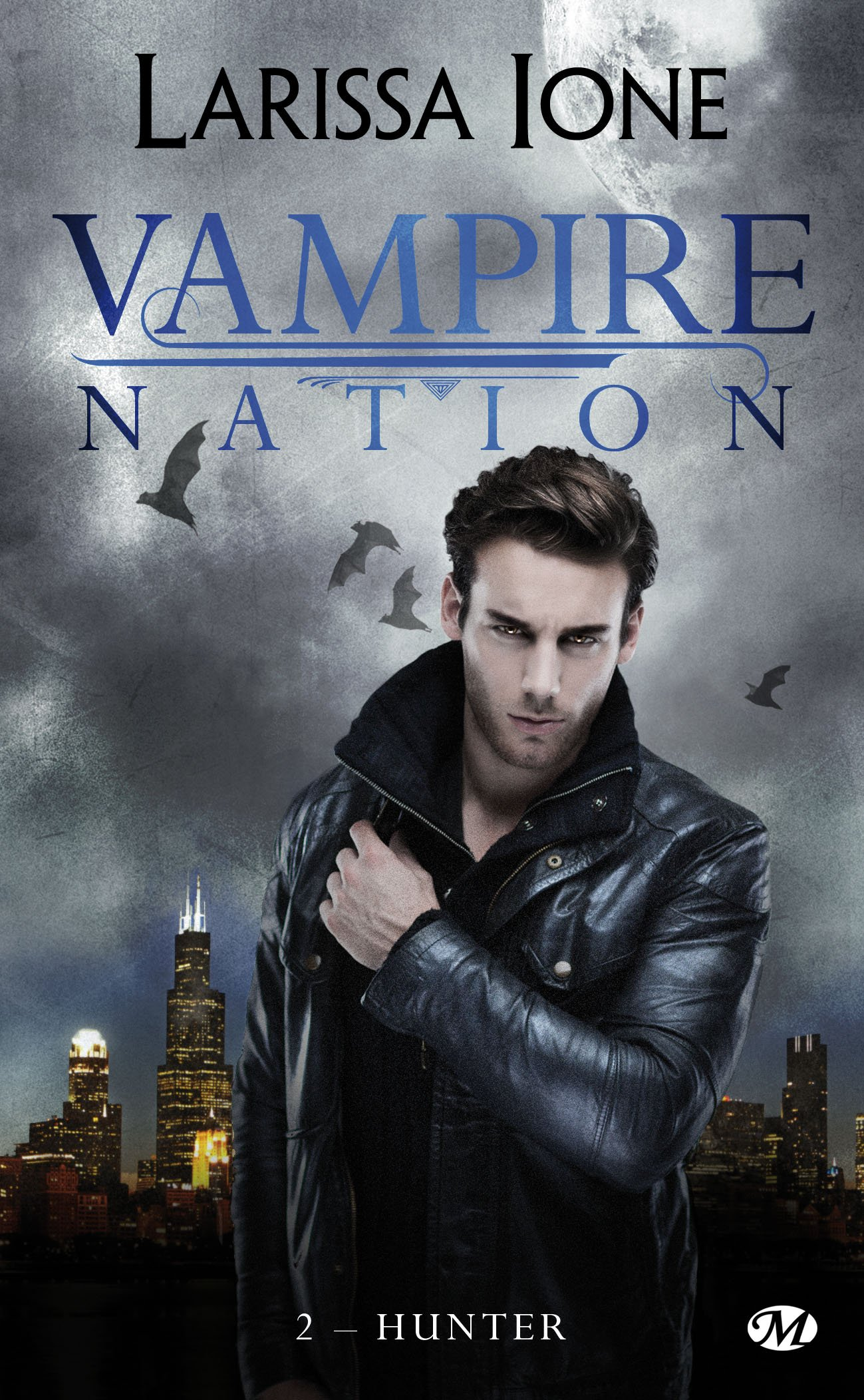 Vampire Nation - Hunter