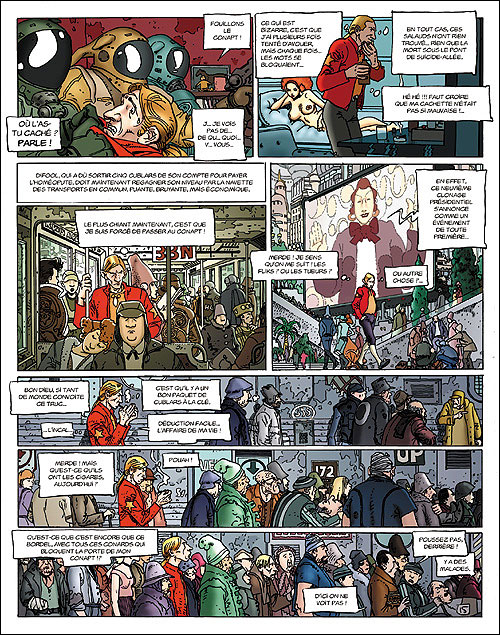 L'Incal Tome 1