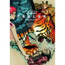 fables 1 deluxe edition