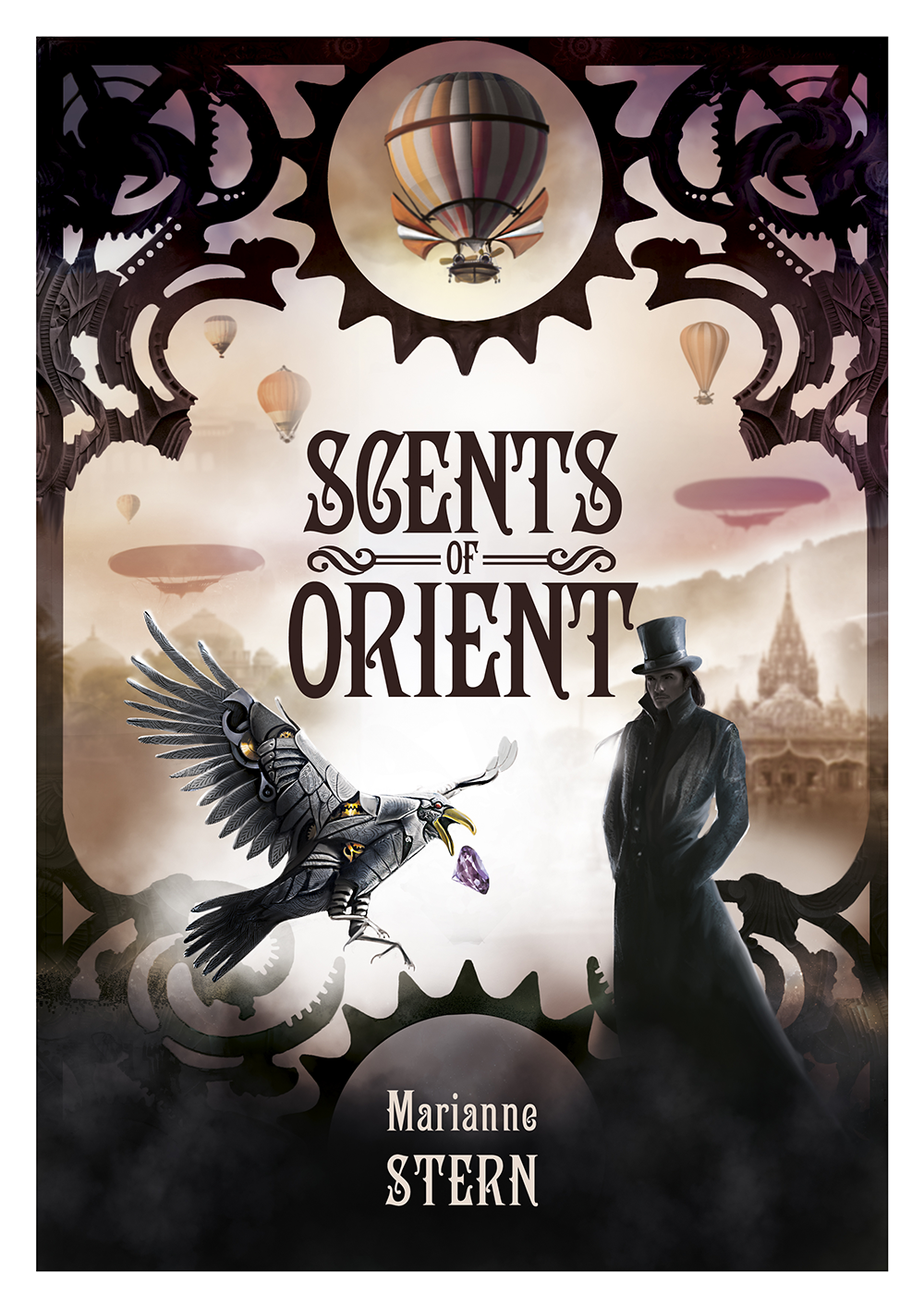 Scents of Orient de Marianne Stern