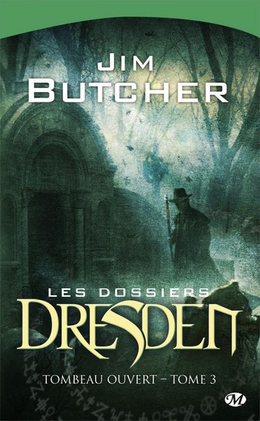 Tombeau ouvert de Jim Butcher