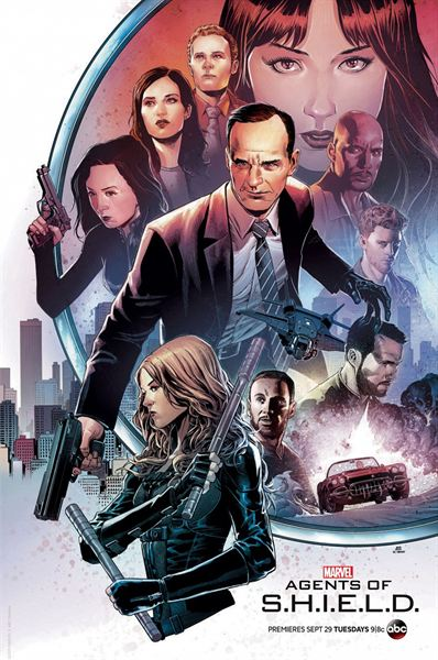 Marvel : Agents of S.H.I.E.L.D. saison 3