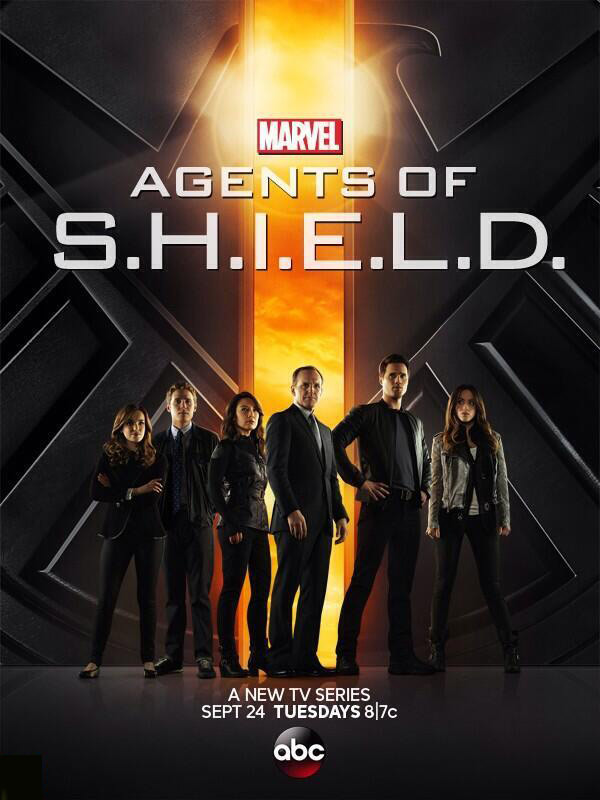 Marvel Agents of S.H.I.E.L.D. saison 1