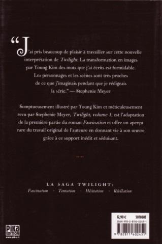 twilight the graphic novel volume 1 vires sorci 232 res