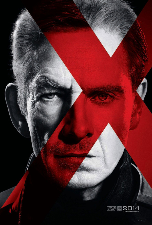 Poster promotionnel Magneto