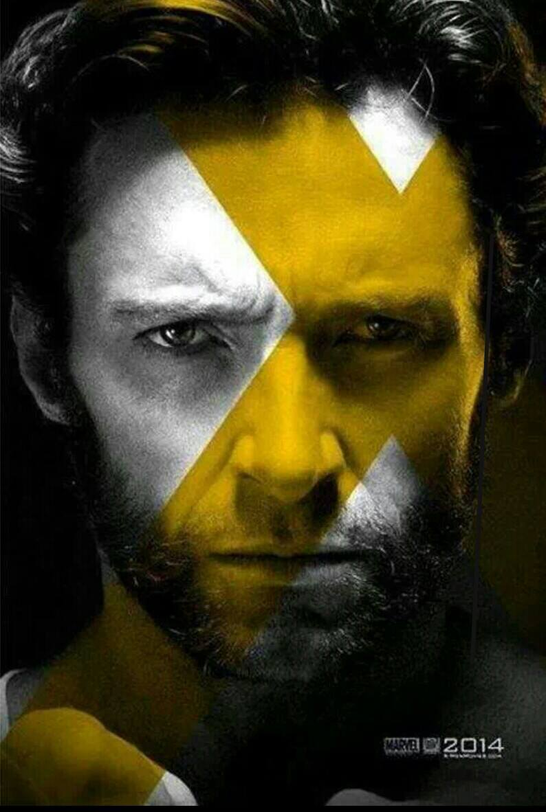 Poster promotionnel Wolverine